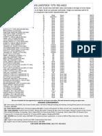 CLA Cattle Market Report March 5, 2014