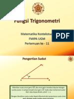 Mat Kontekstual Trigonometri