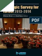 Strategic Survey 2013-2014 for Israel