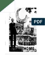 A Book in Every Home edward leedskalnin