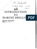 An Introduction to Marine Drilling - Malcolm Maclachlan
