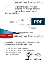 Atuadores Pneumáticos