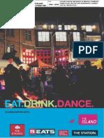 Eat.drink.Dance Info Pack