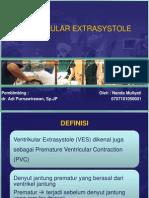 Ventricular Extrasystole