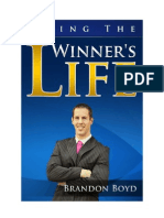 Living the Winners Life Book
