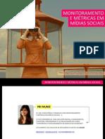 cursomonitoramentoemetricasemmidiassociais-130108092143-phpapp02