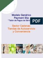 Modelo Generico Payment Sector Cadenas