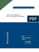 ENMT Monografia Guia Agentes Quimicos