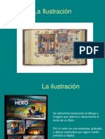 La Ilustracion Grafica- Clasificacion de La Ilustracion