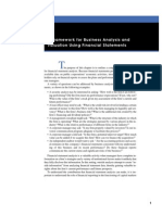 Business Analysis And Valuation Using Financial Statements Pdf