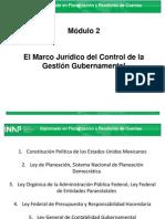 MARCO JURÍDICO DE LA GESTIÓN GUBERNAMENTAL