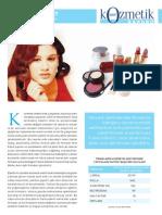Kozmetik_Raporu