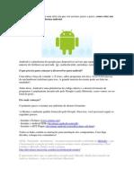 Android Desenvolvendo