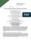 Biomass Storage and Handling