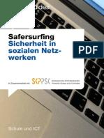 Sicherheit in sozialen Netzwerken