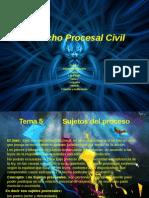 Derecho Procesal Civil Temas 5 Al 9