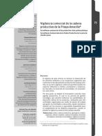 Vigilancia Comercial Pitaya - B. Betancourt