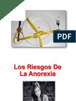 Factores Que Conducen A La Anorexia Y Trastornos De La Alimentación