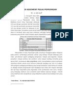 Studi Assement Pulau Popoongan