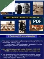History of Chemical Warfare