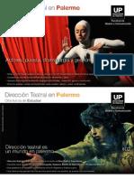 Direccion Teatral