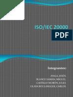 Exposicion Sw II - Isoiec 20000