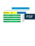 Calculo de Costos Coffee y Almuerzo (1)