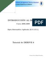 Tutorial Derive 1
