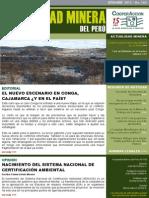 SETIEMBRE 2012 Actualidad Minera Peru N160