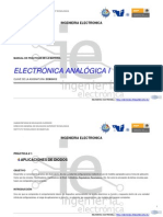 Electronica Analogica i