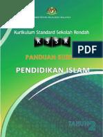 Buku Panduan Kursus Pendidikan Islam Thn 2