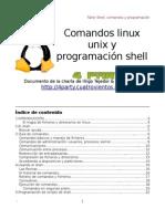 Comandos Linux, Unix y Programacion Shell