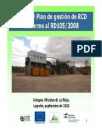 534423 Estudio y Plan de Gestion de RCD
