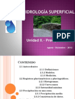 2. Modelos Precipitación 2012