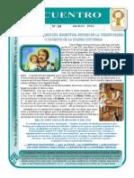 Boletín del DIMI de Marzo de 2014