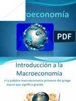 Macroeconomi a DEFINITIVA
