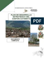 Plan de Desarrollo Cantonal
