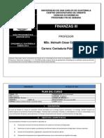 01 CPA FINANZAS III GUÍA PROGRAMÁTICA 2014