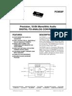 PCM58P-K