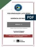 GERÊNCIA DE RISCOS