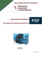 23402497 Automatismos Electricos Arranque de Motores Assincronos Trifasicos