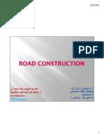 3- Road Const