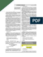 Reglamento de Jerarquizacion Vial