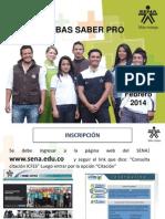Inscripciones Pruebas Saber Pro