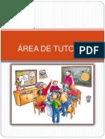 ÁREA DE TUTORÍA