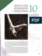 Capitulo 10 Dinamica Del Movimiento Rotacional