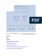 PSIHO - psihologie si comunicare