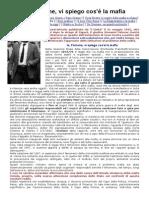Giovanni Falcone - Vi Spiego Che Cos'è La Mafia (L'unità 31-05-1992)