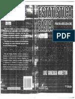 Estatistica Basica Probabilidade Morettin