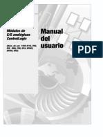 1756-um009a-es-p - Manual Usuario Módulos E&S Analógicas